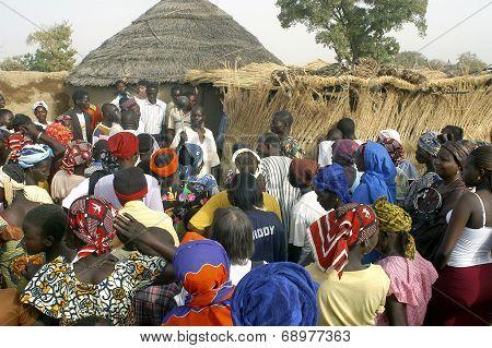 Establishment Of A Usual Chief In Burkina Faso