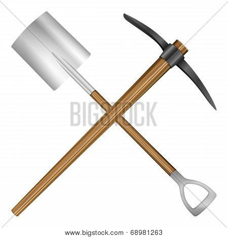Shovel And Mattock