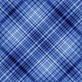 Blue colors pixels diagonal mosaic background image. poster