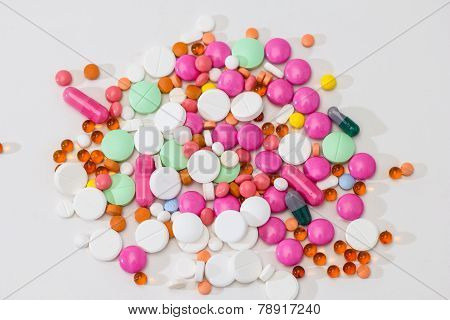 Prescription Pills and Medicine Medication Drugs