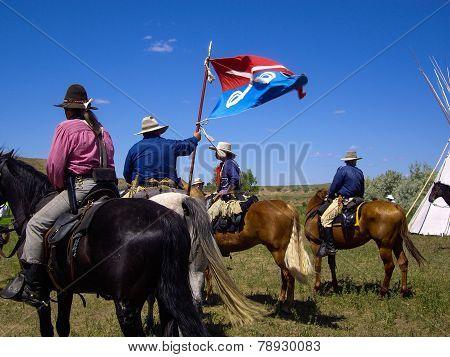 Us 7th Cavalry Flag