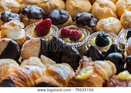 Typical Pastries