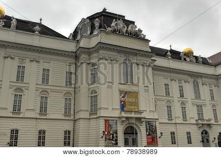 Josefsplatz - Vienna, Austria