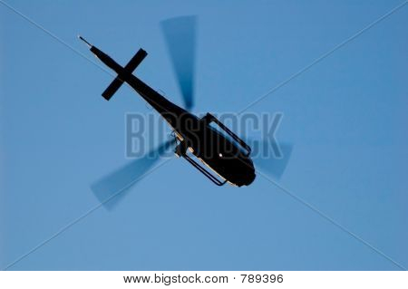 Chopper Silhouette