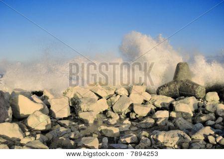 Rocking waves 2