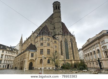 Church Of The Minorites - Vienna, Austria