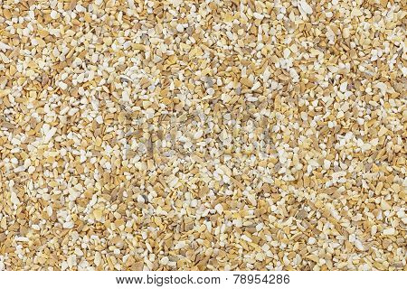 Small light brown stone texture, can be used as background