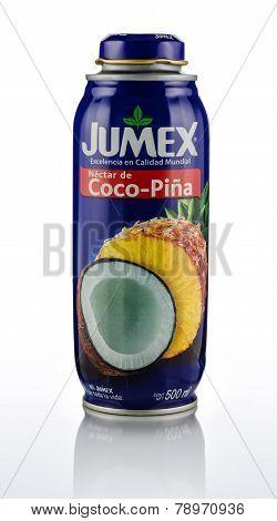 Jumex Coconut Pineapple Nectar