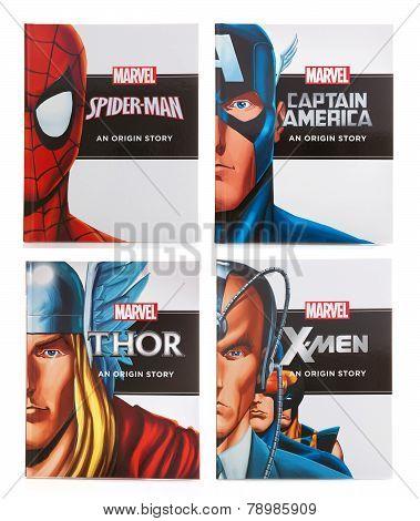 Marvel Book