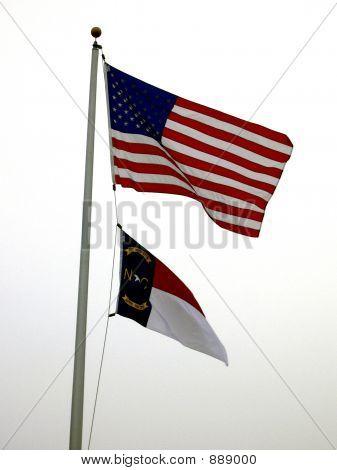 N.C. Flag