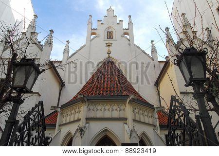 Maisel Synagogue - Prague, Czech Republic