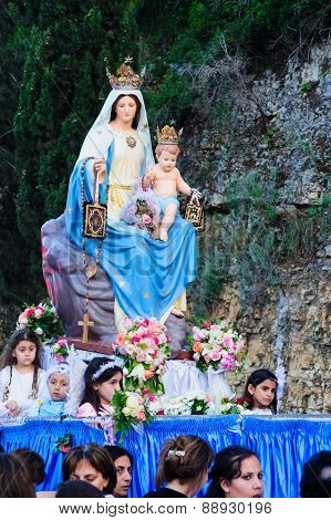 Our Lady Of Mount Carmel Parade, Haifa