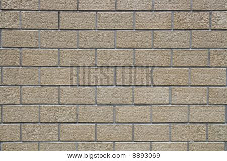 Traditional Brown Brick Wall