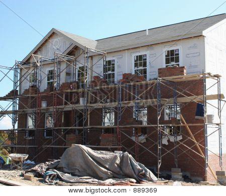 New Home Under Construciton