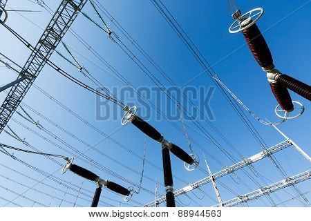Electrical Surge Arresters In Converter Station