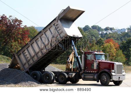Peterbilt Dump Truck - 2