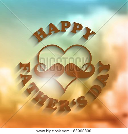 Happy Father's Day, Greeting Card