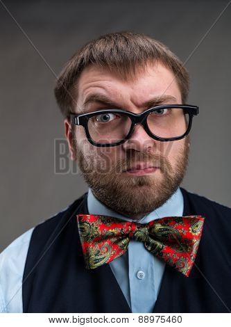 Strange nerd
