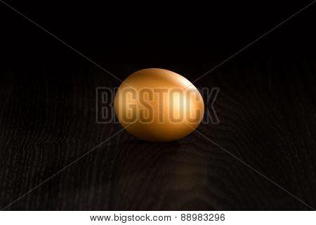 single golden egg