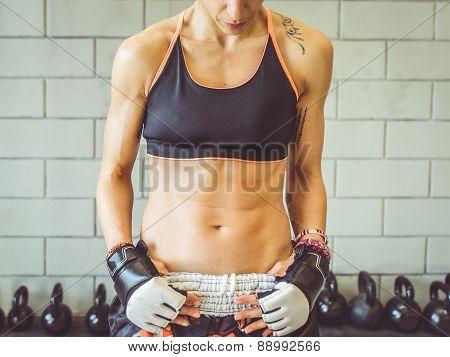 Fit Woman Body