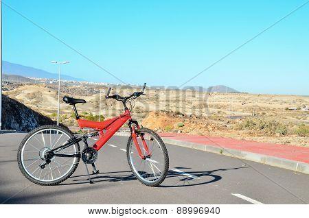 Full Suspension Mountain Bike