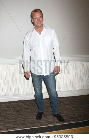 LOS ANGELES - AUG 14:  Doug Davidson at the Doug Davidson Fan Club Event at the Universal Sheraton Hotel on August 14, 2015 in Universal City, CA