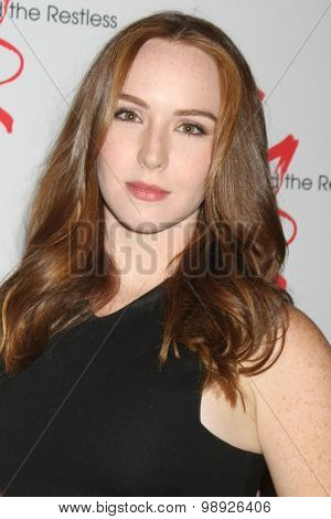 LOS ANGELES - AUG 15:  Camryn Grimes at the