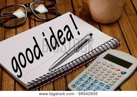 Good Idea Words