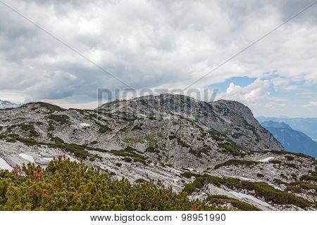 Dachstein Mountains Landscape
