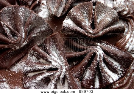 Chocolate Fans
