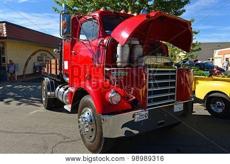 Big 1959 GMC Truck