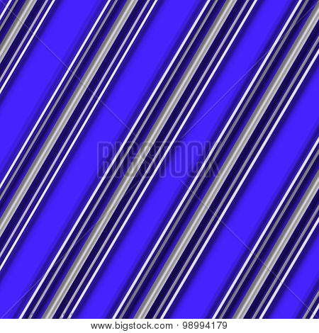Candy Cane Pattern Purple and White