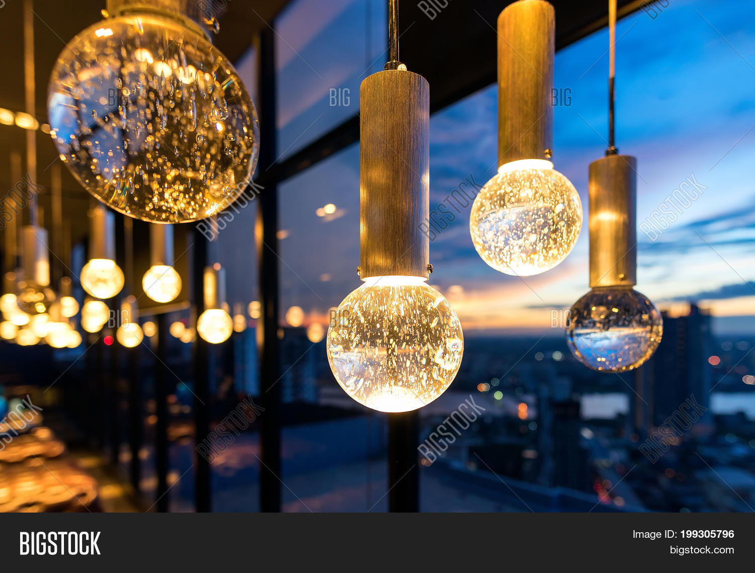 Imagen y foto luxury interiors chandelier light bigstock luxury interiors of chandelier light pattern background at modern building aloadofball Gallery