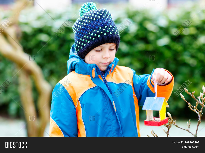 Superb Little Kid Boy Feeding Image Photo Free Trial Bigstock Download Free Architecture Designs Scobabritishbridgeorg