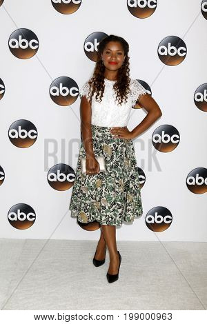 LOS ANGELES - AUG 6:  Antonio Thomas at the ABC TCA Summer 2017 Party at the Beverly Hilton Hotel on August 6, 2017 in Beverly Hills, CA