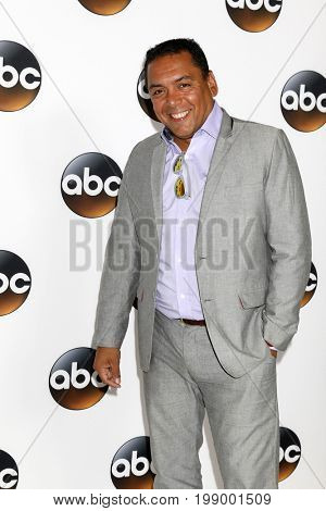 LOS ANGELES - AUG 6:  Felix Solis at the ABC TCA Summer 2017 Party at the Beverly Hilton Hotel on August 6, 2017 in Beverly Hills, CA