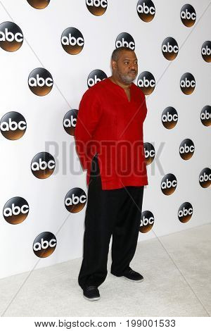 LOS ANGELES - AUG 6:  Laurence Fishburne at the ABC TCA Summer 2017 Party at the Beverly Hilton Hotel on August 6, 2017 in Beverly Hills, CA