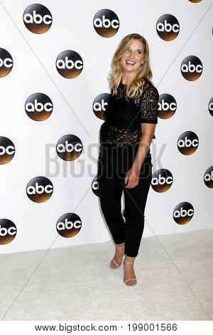 LOS ANGELES - AUG 6:  Ellen Woglom at the ABC TCA Summer 2017 Party at the Beverly Hilton Hotel on August 6, 2017 in Beverly Hills, CA