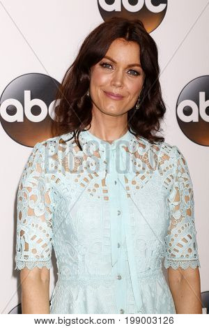 LOS ANGELES - AUG 6:  Bellamy Young at the ABC TCA Summer 2017 Party at the Beverly Hilton Hotel on August 6, 2017 in Beverly Hills, CA