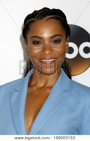 LOS ANGELES - AUG 6:  Kelly McCreary at the ABC TCA Summer 2017 Party at the Beverly Hilton Hotel on August 6, 2017 in Beverly Hills, CA