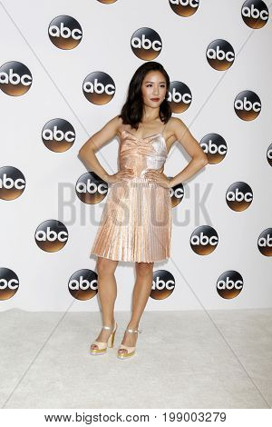LOS ANGELES - AUG 6:  Constance Wu at the ABC TCA Summer 2017 Party at the Beverly Hilton Hotel on August 6, 2017 in Beverly Hills, CA
