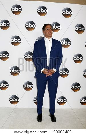 LOS ANGELES - AUG 6:  Mark Cuban at the ABC TCA Summer 2017 Party at the Beverly Hilton Hotel on August 6, 2017 in Beverly Hills, CA