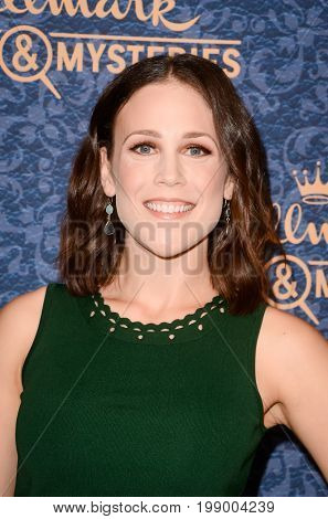 LOS ANGELES - AUG 1:  Erin Krakow at the