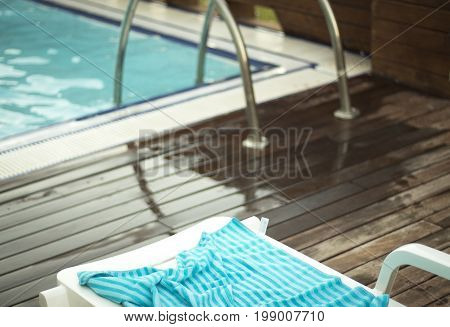 Swimming Pool Holiday
