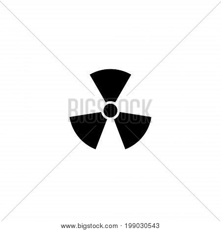 A Sign Of Radiation And Biological Contamination, Which Is Ideal For Your Design