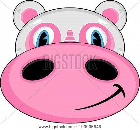 Cartoon Hippo