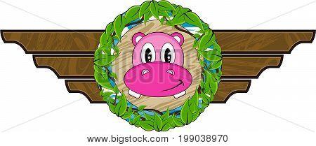 Hippo Plaque