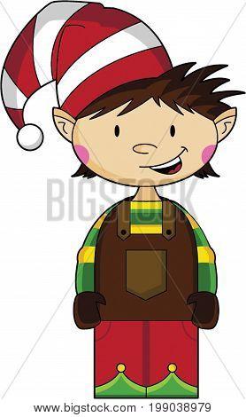 Cute Boy Elf