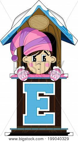 E Is For Elf 9.eps
