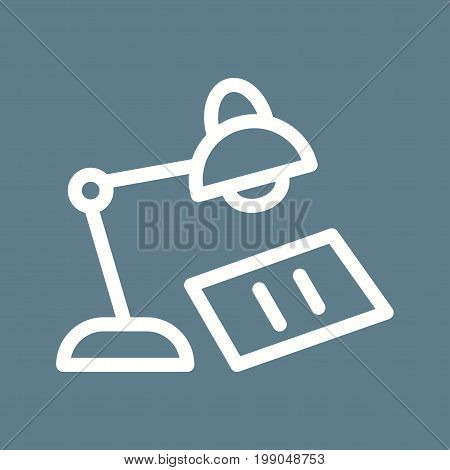 Case, study, file icon vector image. Can also be used for IT Services. Suitable for use on web apps, mobile apps and print media.